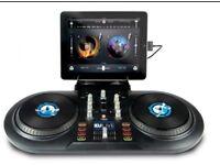 Numark IDJ Live turntables/mixer