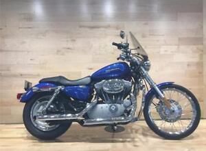 2009 XL 883 Harley Davidson Sportster Custom