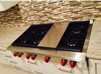 Appliances installation by professionals call for best prices