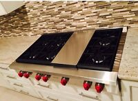 Appliances installation by professionals call for best deals