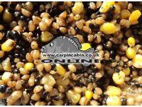 Carp Fishing Particles Mix Bait Hemp Maize Seeds