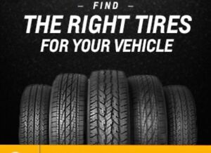 """USED TIRES BIG SELECTION 13"""" TO 20"""""""