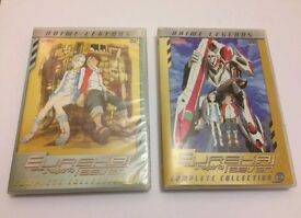 Eureka Seven Complete Collection I & II - Full Series (12 Discs)