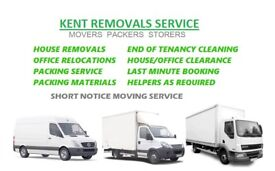 Man And Van Removals House Office Moving Rubbish Removal Delivery With Kent