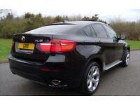 BMW X6 WITH EXTRAS