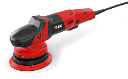 Flex xfe-7 15 dual action polisher!