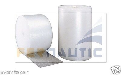 PLASTICO BURBUJA 10 mt largo x 1,20 mt ancho ideal para muebles,