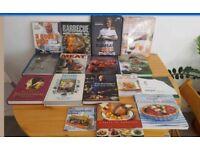 Cooking books bundle