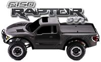 Traxxas raptor svt brushless