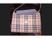 Burberry Handbag Christmas gift