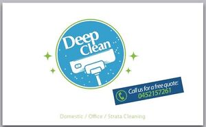 Professional Cleaner (Deep Clean Sydney) Manly Manly Area Preview