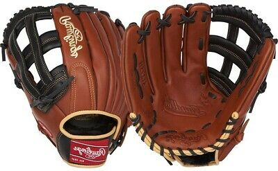 "LHT Lefty Rawlings S1275H 12.75"" Sandlot Series Baseball Glove Pro H Web"