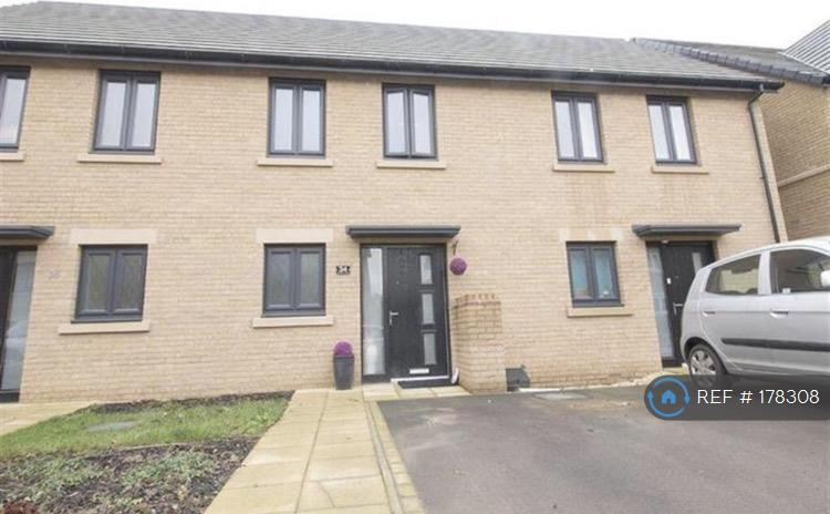 2 bedroom house in Kesteven Way, Corby, NN18 (2 bed)