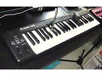 Alesis 100450 Q49 USB Midi Keyboard
