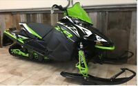 """2018 Arctic Cat ZR 6000 129"""" Limited ES Guelph Ontario Preview"""