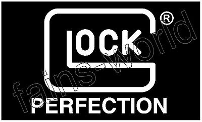 GLOCK FIREARMS FLAG BANNER POSTER SIGN - 3' X 5'