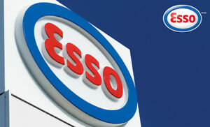 ESSO GAS STATION WITH DRIVE THRU FOR SALE