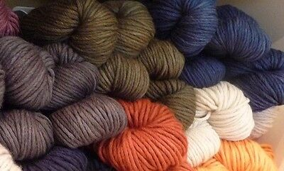 Blue Sky Yarns Worsted Hand Dyes- GORGEOUS- Alpaca & Wool Pick a Color- - Blue Sky Alpacas Worsted