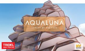 Platinum VVIP Access to Aqualuna Condos at Bayfront