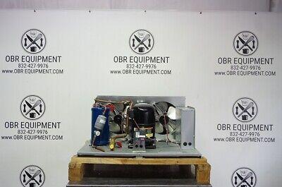 New Walk In Freezer Condensing Unit Master-bilt Spandex Model Mhlz0091c Indonly