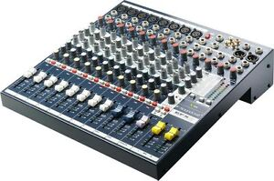 MIXER SOUND CRAFT EFX8