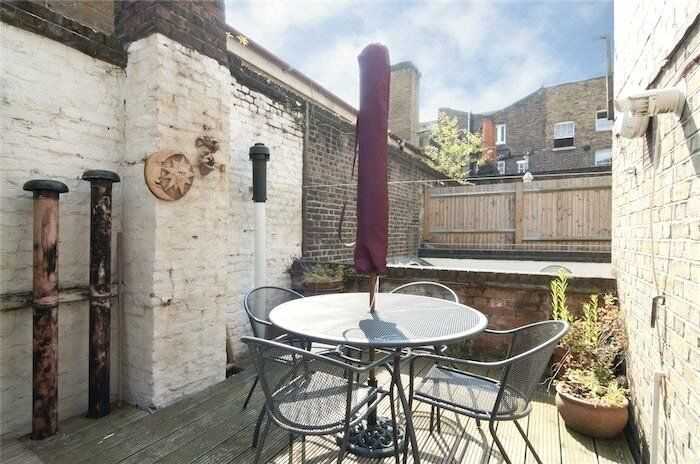 NEWLY REFURBISHED ONE BED APARTMENT -PRIVATE TERRACE - BAKER STREET MARBLE ARCH EDGWARE ROAD £400PW