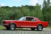Ford Mustang GT Coupe 1966,V8,289cui,4,7l,H-ZULASSUNG