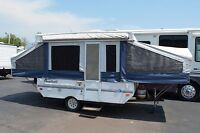 Forest River Tent Trailer - Great Condition