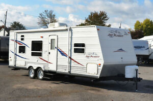 2007 Jay Flight 29 BHS Travel Trailer