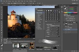 ADOBE PHOTOSHOP CS6 EXTENDED x32/x64