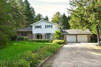 BEAUTIFUL FAMILY HOME ON OVER 6 ACRES IN ANGUS