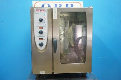 Rational Half Size Electric Convection Combi-oven Self Cooking Model Cm-101