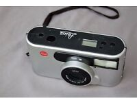 Leica C1 compact camera with vario-elmar 38-105 ASPH.