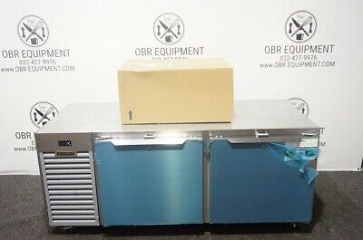 Traulsen Stainless Steel Undercounter Refrigerated Remote With Condensing Unit