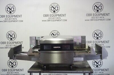 Ovention Electric Ventless Matchbox Pizza Conveyor Oven Model M1718