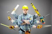 Very handy contractor available for work
