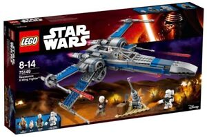 LEGO Resistance X-Wing Fighter 75149 Building Set