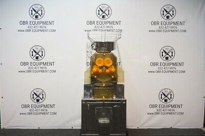 Citrus Citrocasa Advance Automatic Commercial Juicer On Podium Model 8000xb