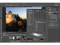 PHOTOSHOP CS6 EXTENDED PC and MAC