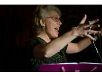 Jazz/Stride Pianist Wanted for Dirty Blues Singer