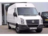 Man and Van Removals From £15ph Excellent Rates Excellent Service