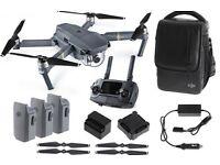 DJI MAVIC Pro Combo Sealed New Drone, Ready for Pick-up