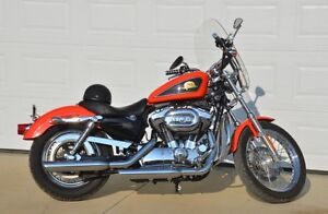 2007 Harley Davidson 50th Anniversary Sportster XL50
