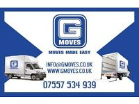 Man & Van Hire House Flat & Office Removals Garden Waste & Rubbish Clearances