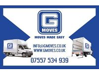 Cheap Man & Van Hire House Flat & Office Removals Garden Waste & Rubbish Clearances