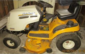 Cub Cadet LTX 1042 Ride On Mower Hobart CBD Hobart City Preview
