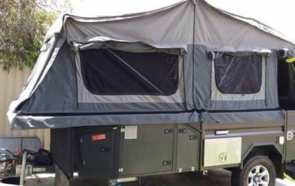 2015 Off Road Camper Trailer in great condition