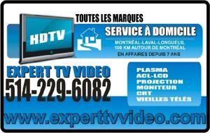 Réparateur de télévision HD