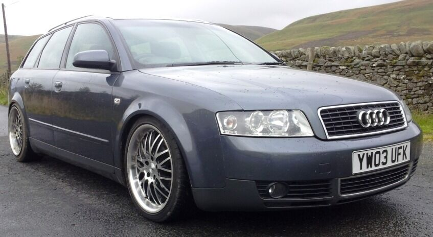 Audi A4 Avant Estate 19 Tdi Se 130bhp 2003 In Selkirk Scottish