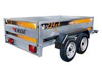 WANTED ERDE 234X4 TRAILER